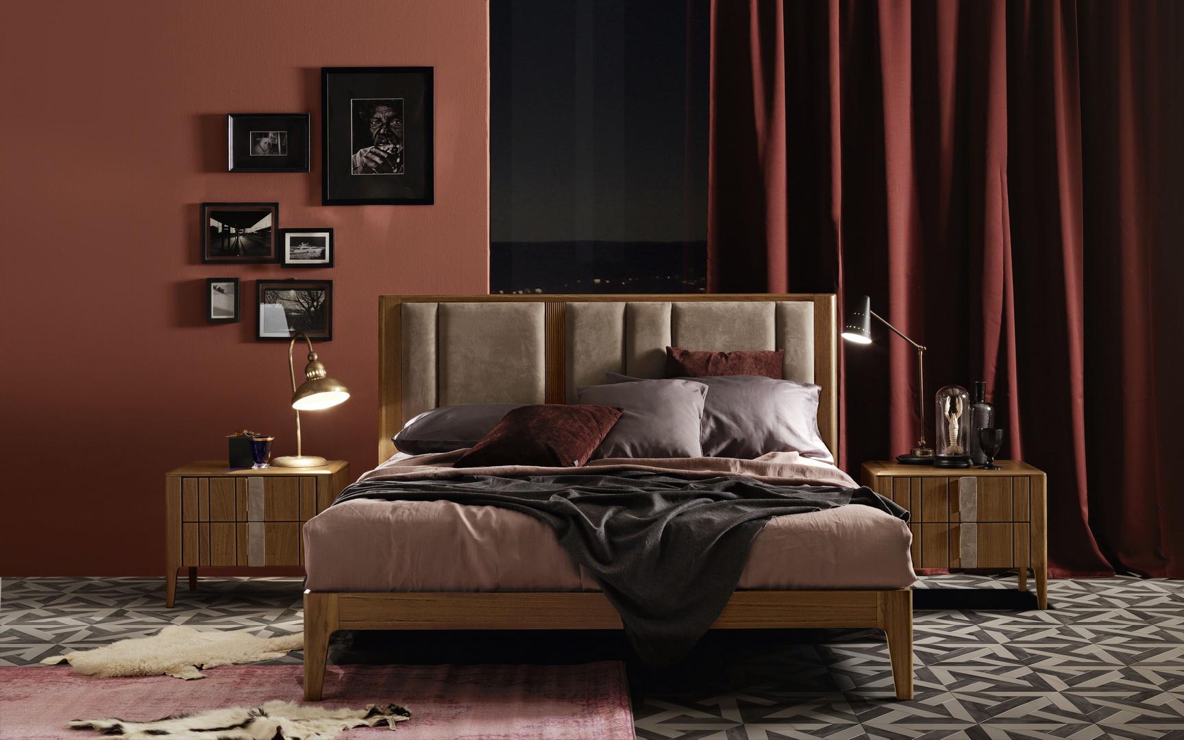 Camera da letto md10006 c4 home arredamenti cosenza for C4 arredamenti