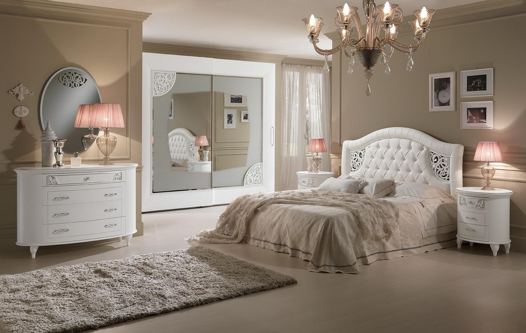 Camera da letto sb10012 c4 home arredamenti cosenza for C4 arredamenti