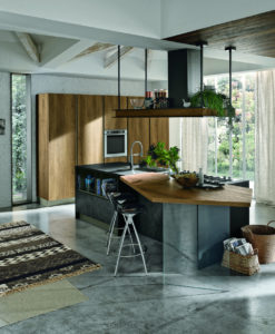 Cucina Infinity Diagonal Stosa Rende c4 Home 01