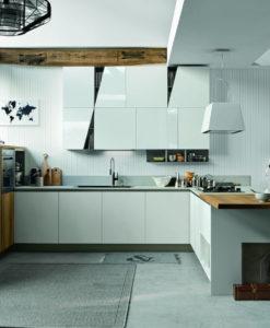 Cucina Infinity Diagonal Stosa Rende c4 Home 12