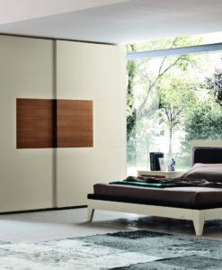 Stanza da letto moderna Rende c4 Home 2
