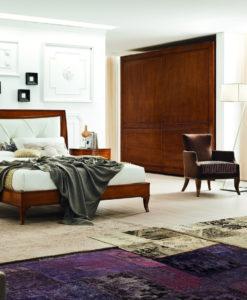 Camera da letto classica Le Mimose LeFablier Rende c4 Home 106