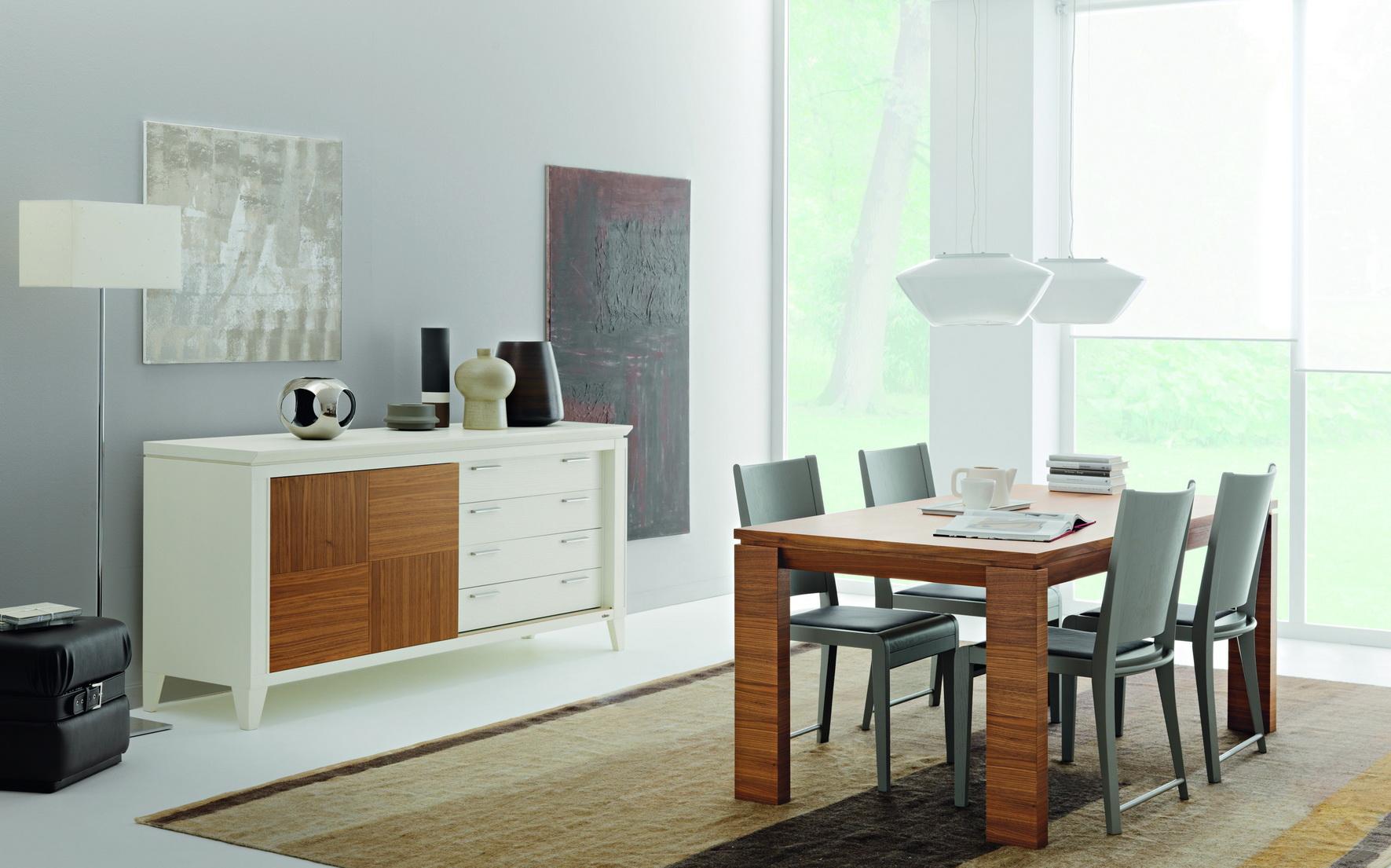 Tavolo e sedie lf10066 c4 home arredamenti cosenza for C4 arredamenti