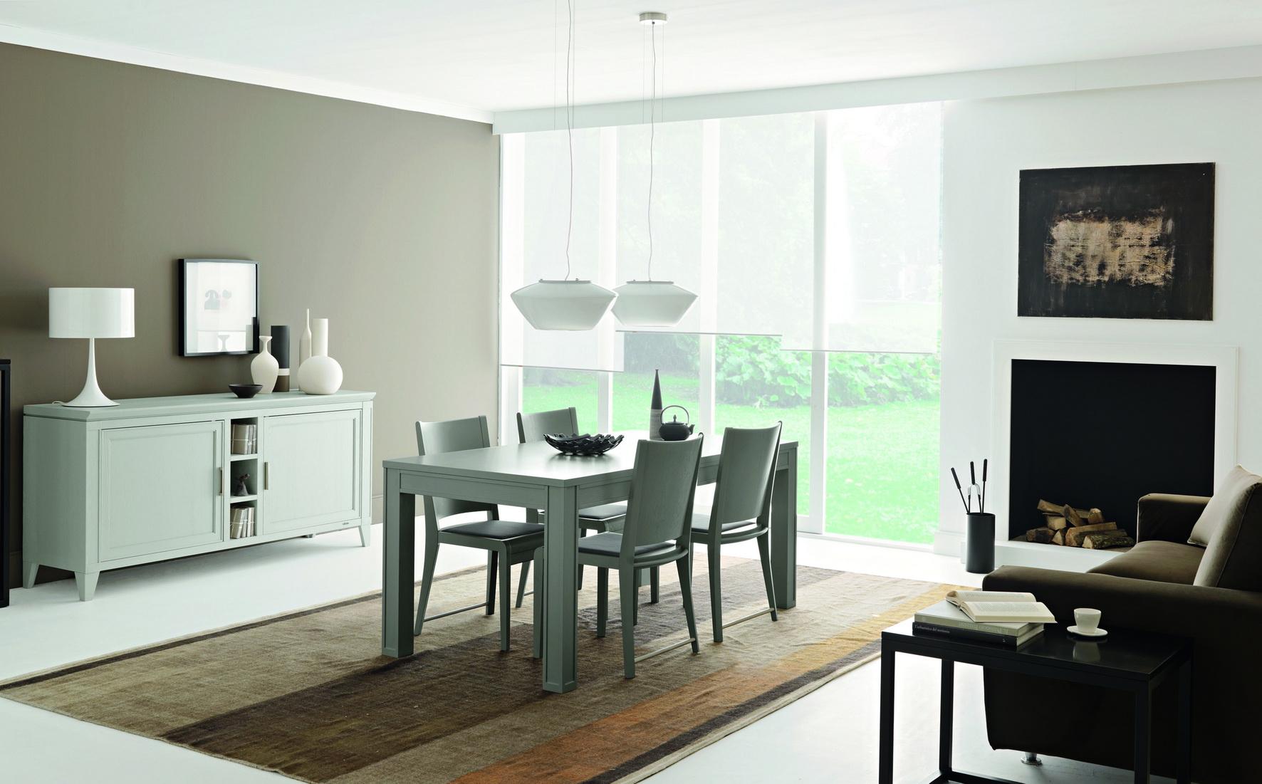 Tavolo e sedie lf10066 c4 home arredamenti cosenza for Tavolo e sedie