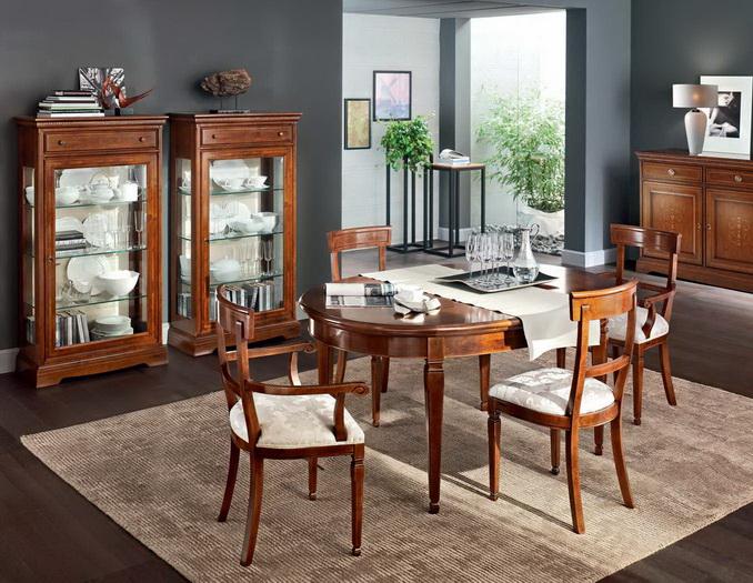Tavoli e sedie c4 home arredamenti cosenza - Camere da pranzo le fablier ...